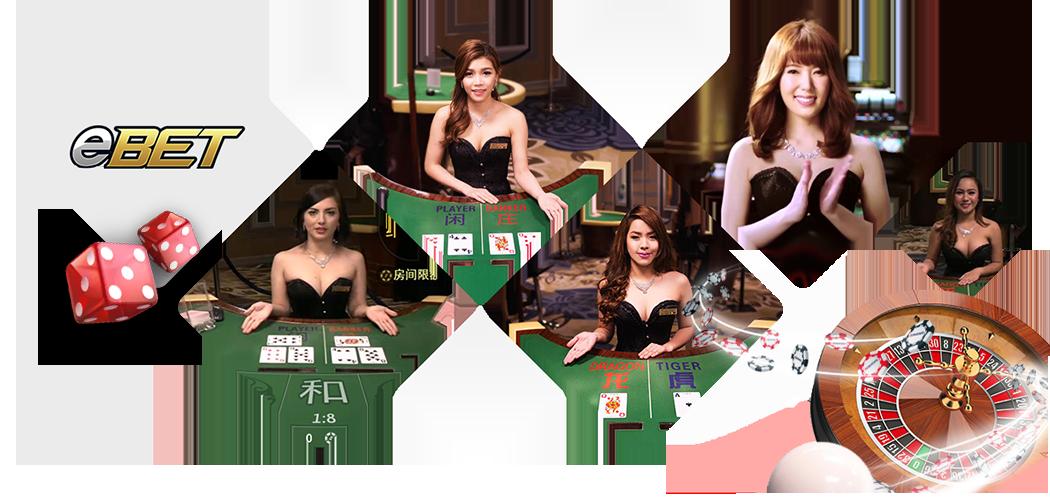 Live Casino ebet