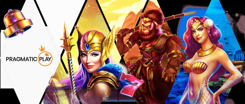 Pragmatic Play Online Slot Game Provider Gamingsoft