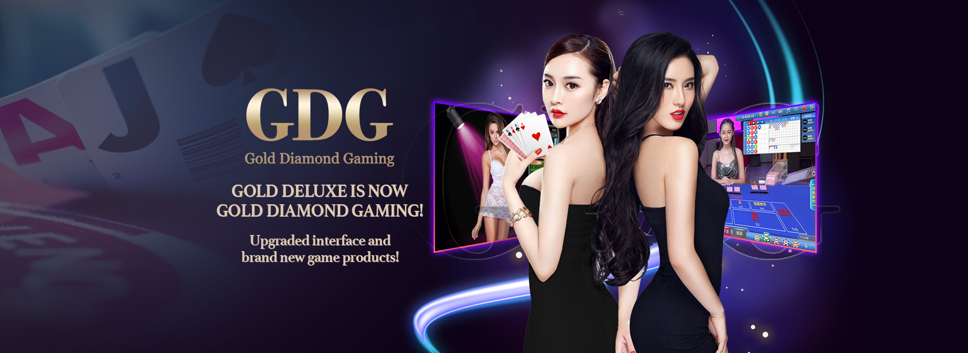The Bikini Live Casino Game Provided by Gold Diamond Gaming - GamingSoft