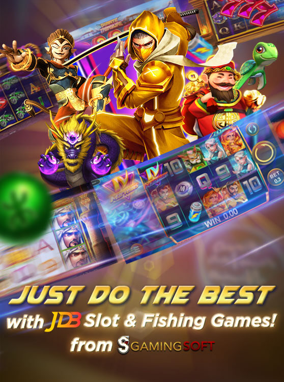 A Completely New Online Casino Software Provider JDB is now available on GamingSoft's Vendor Dabtabase - GamingSoft