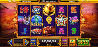 Dream of American Slot Game - GamingSoft